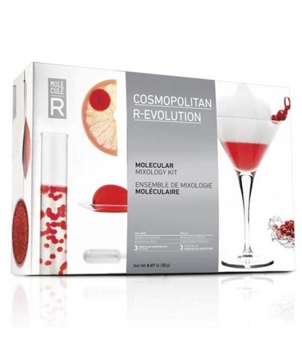 Molecule-R Molecular-R Cosmopolitan R-Evolution