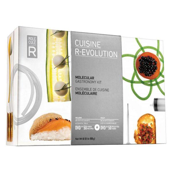 Ensemble de cuisine R-Evolution de Molecule-R