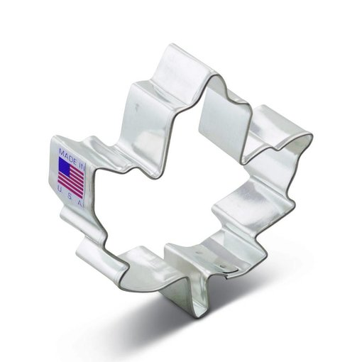 Ann Clark Ann Clark Cookie Cutter Maple Leaf 3.5''