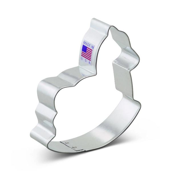 Ann Clark Cookie Cutter Rocking Horse 3.5''