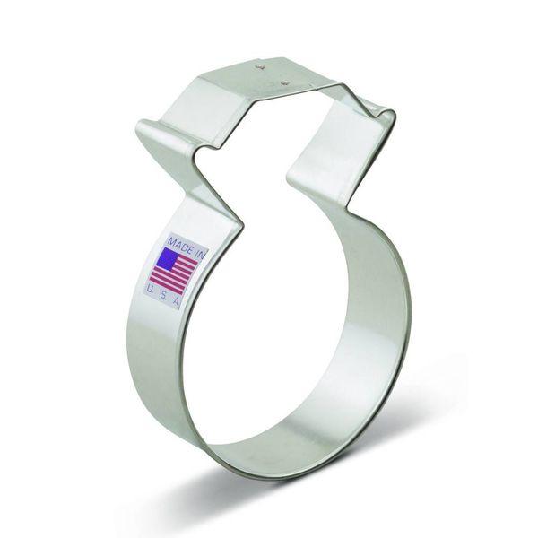 """Emporte-pièce bague diamant 3.75"""""""