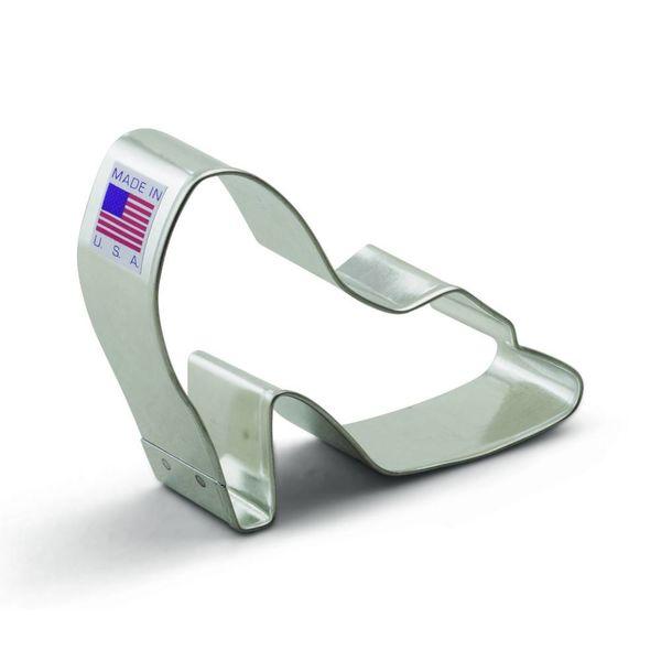 Ann Clark Cookie Cutter Glass Slipper 3.5''