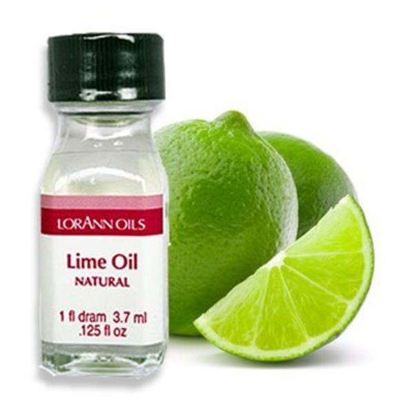 Lorann Oil Lime Flavour 3,7 ml