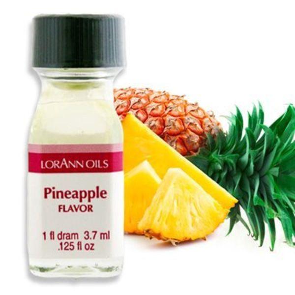 Arôme en huile ananas 3,7 ml de Lorann Oil