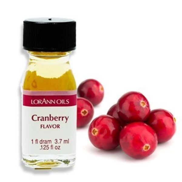 Lorann Oil Cranberry Flavour 3,7 ml