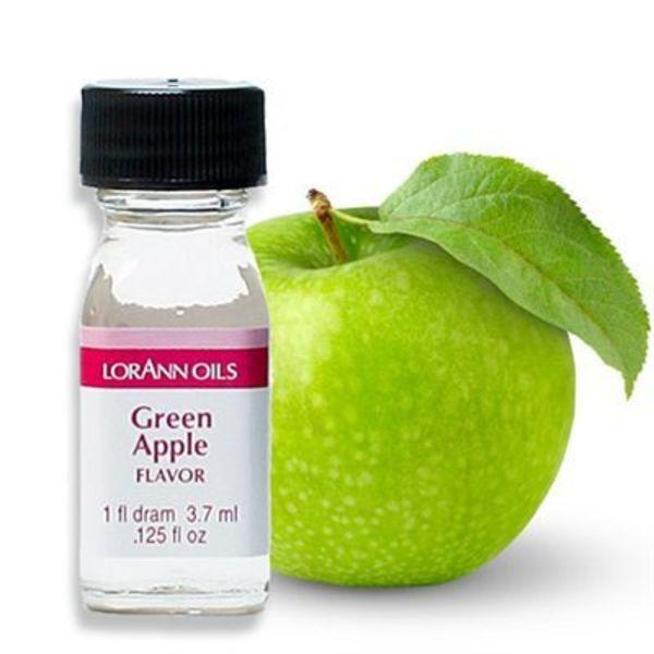 Arôme en huile pomme verte 3,7 ml de Lorann Oil