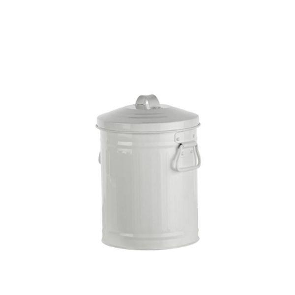DecorSense White Scrap Bin