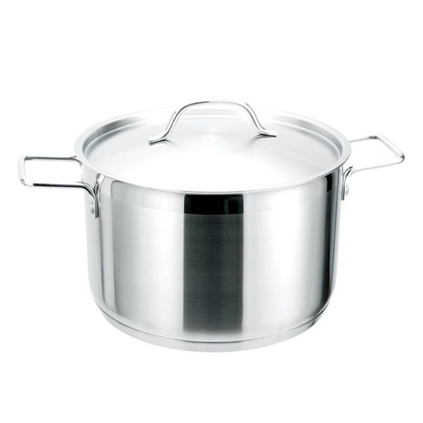 Josef Strauss Pro Stock Pot with Cover 6.3 L