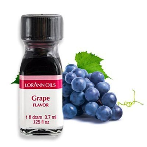 Lorann Oil Grape Flavour 3,7 ml