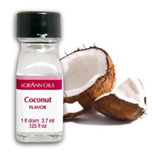 Lorann Oils Lorann Oil Coconut Flavour 3,7 ml