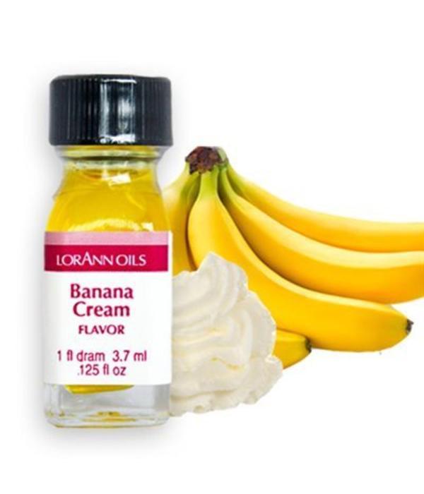 Lorann Oils Lorann Oil Banana Cream Flavour 3,7 ml