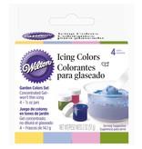 Wilton Wilton Garden Tone 4-Icing Colours Set