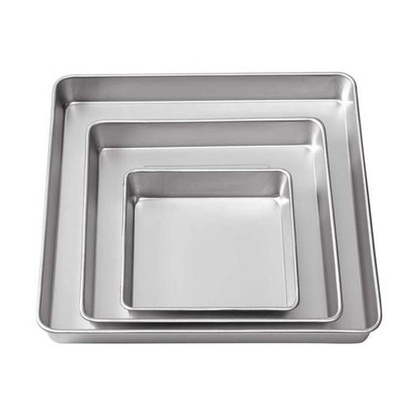 Wilton Performance Pans Square Pan Set