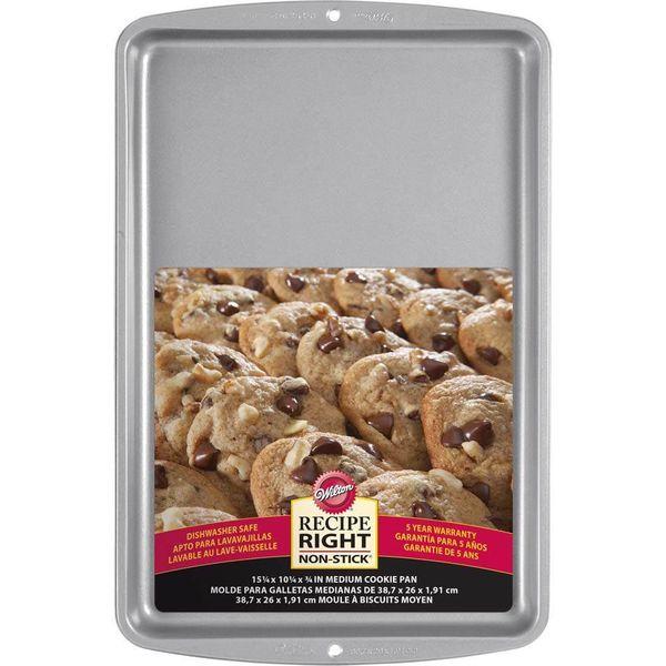 Wilton Recipe Right Medium Cookie Sheet