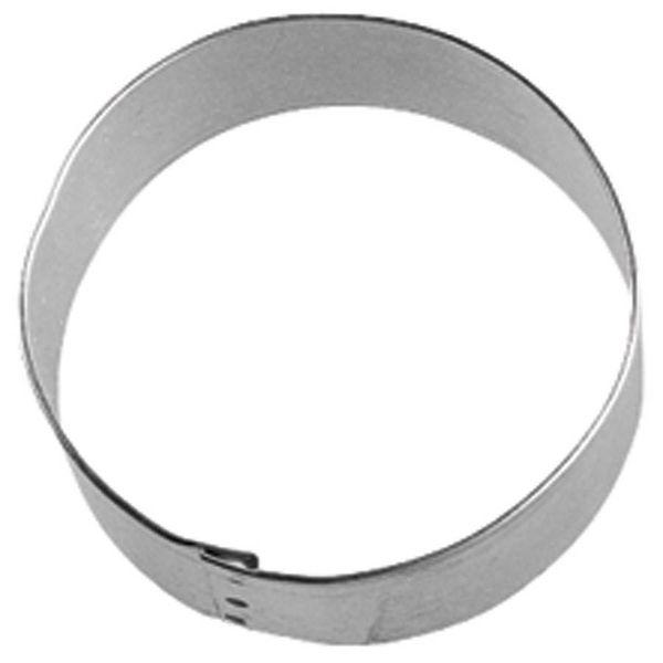 Emporte-pièce circulaire en métal de Wilton