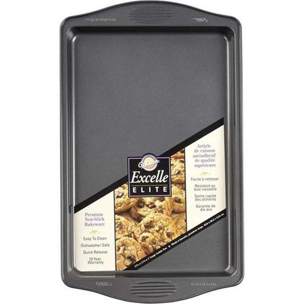 """Plaque à biscuit large """"Excelle Elite"""" de Wilton"""