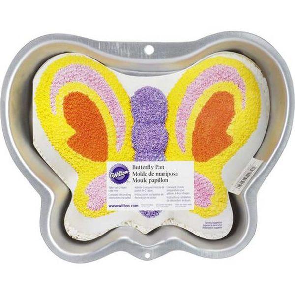 Moule à gâteau en forme de papillon de Wilton