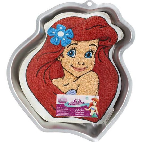 """Moule à gâteau """"Princesse Disney Ariel"""" de Wilton"""