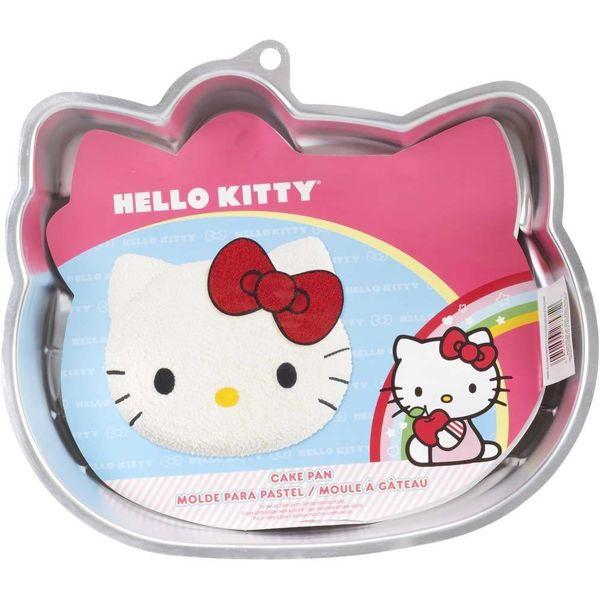 Moule à gâteau Hello Kitty de Wilton