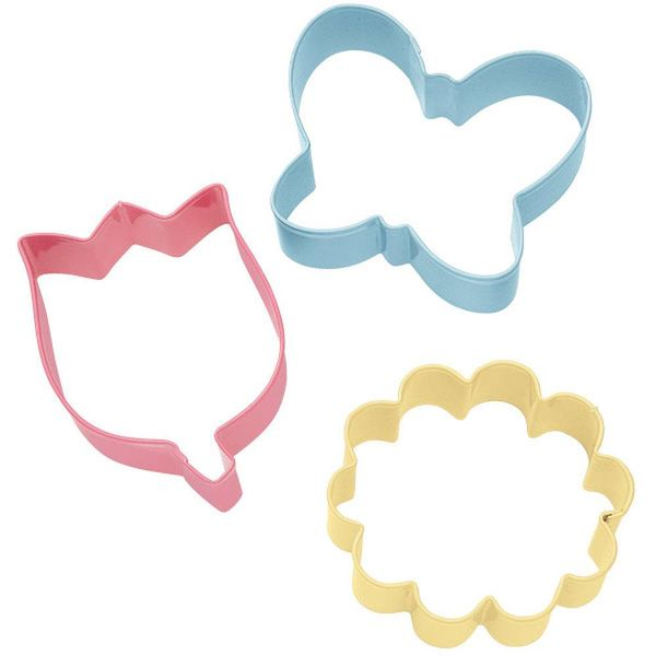 Wilton Flowers Cookie Cutter Set