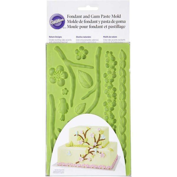 Wilton Nature Fondant & Gum Paste Mold