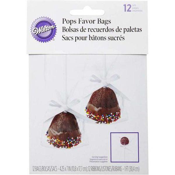 Wilton Cake Pops Favour Bags