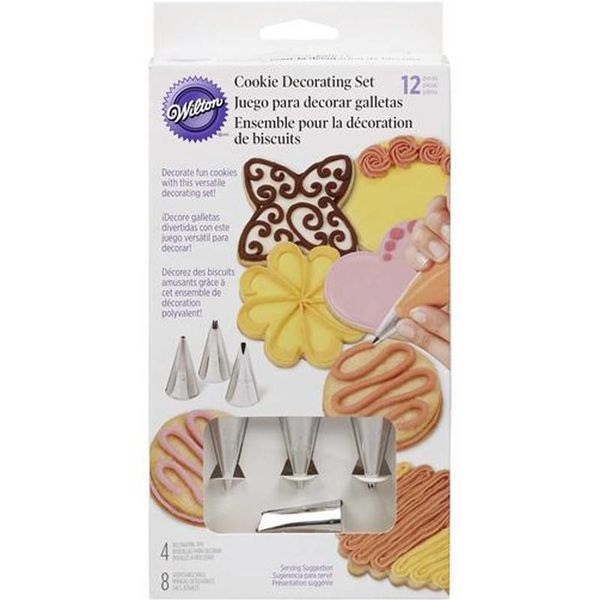 Wilton Cookie Decorating Kit