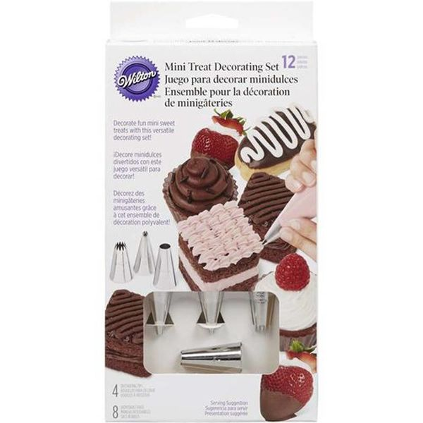 Wilton Mini Treat Decorating Set