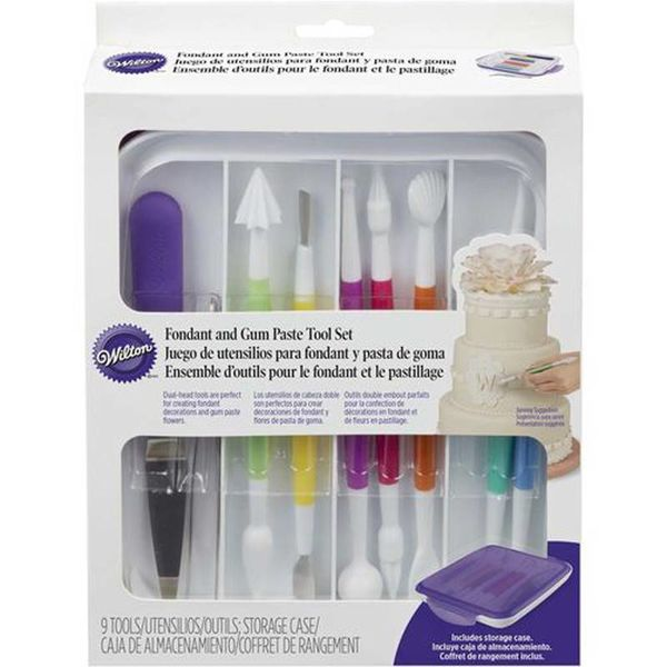 Wilton Fondant & Gum Paste Tool Set