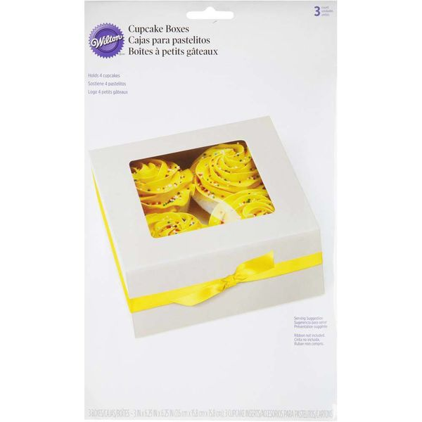 Wilton Medium Treat Boxes