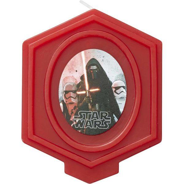 Wilton Star Wars Birthday Candle