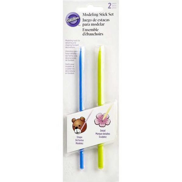 Wilton Fondant & Gum Paste Modeling Stick Set