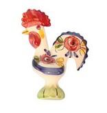 Le coq du bonheur 19cm collection Creme
