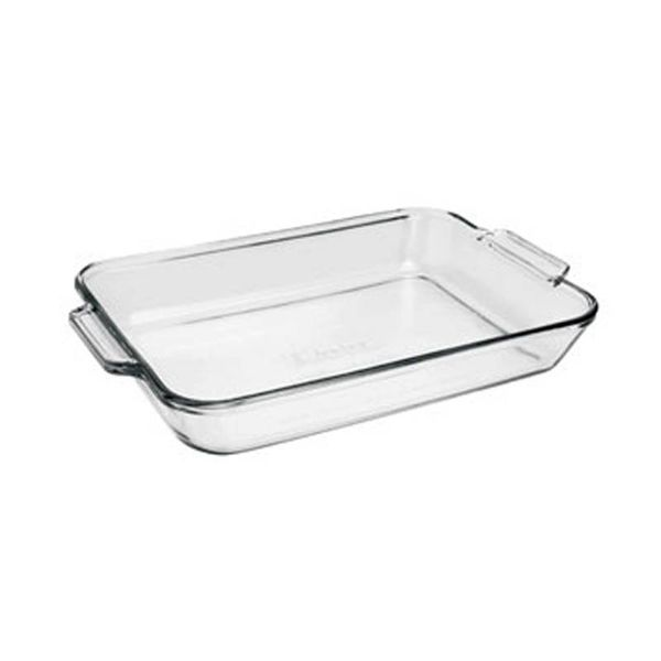 "Plat rectangulaire de 2,84L ""Oven Basics"" de Anchor Hocking"
