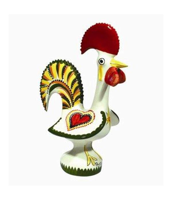 PORTUGAL Portugal Imports The Good Luck Rooster 27cm Leiria Collection