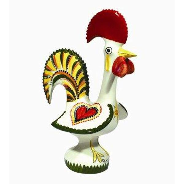 Portugal Imports The Good Luck Rooster 19cm Leiria Collection