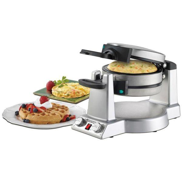 Centrale à déjeuner/machine à omelette de Cuisinart