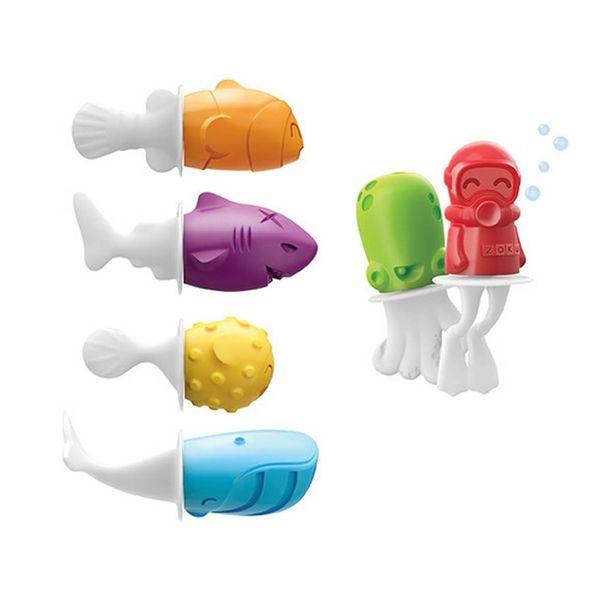 Zoku Fish Pop Molds
