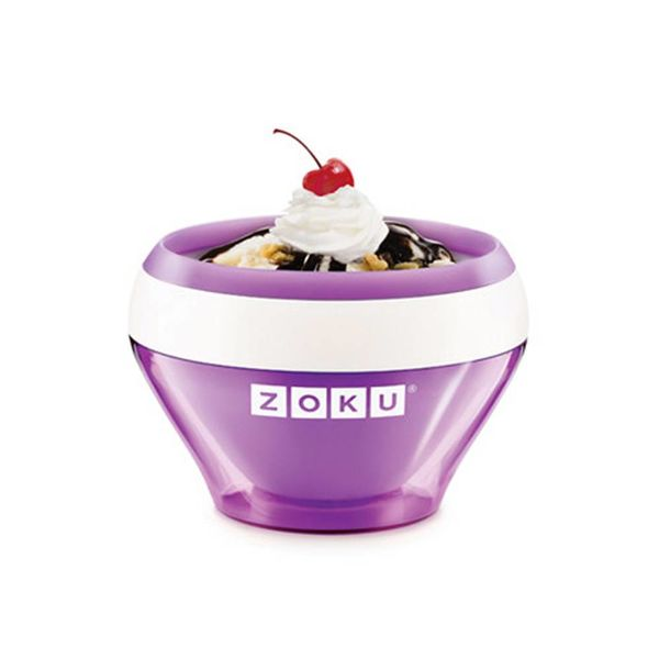 Zoku Ice Cream Maker Purple