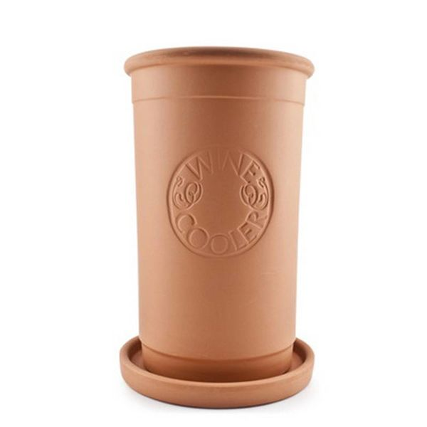 Portugal Imports Terra Cotta Wine Cooler