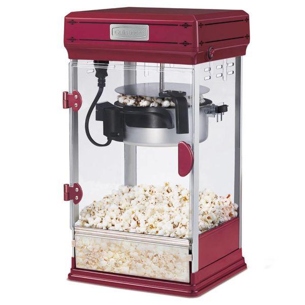Machine à pop-corn style cinéma de Cuisinart