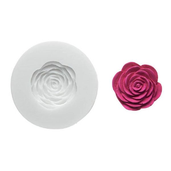 Silikomart WonderCakes Sugarflex Rose Mould
