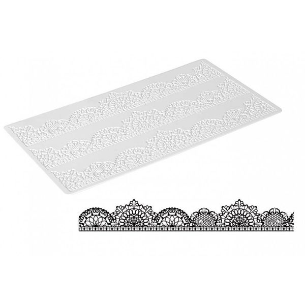 Silikomart Tricot Decor Chic Mat