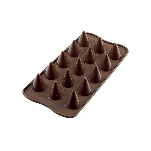 Silikomart Silicone Easy Choc Kono Chocolate Mould