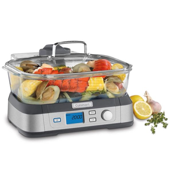 Cuisinart CookFresh Digital Glass Steamer