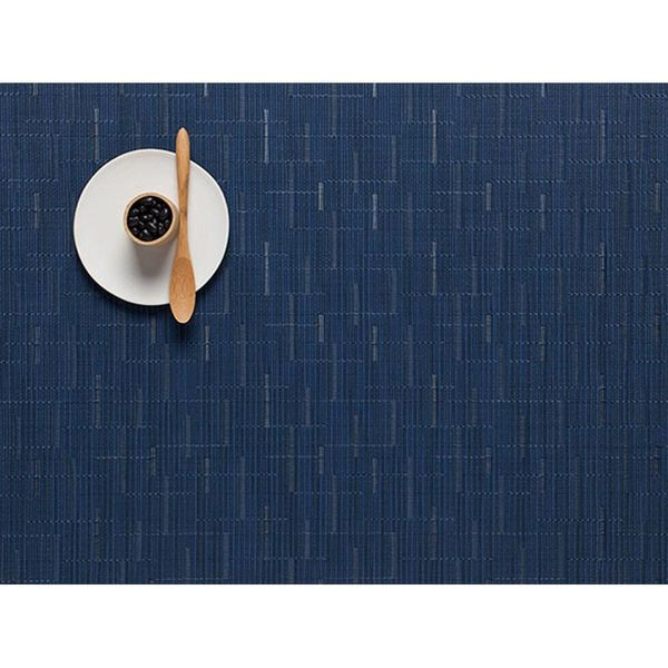 Chilewich Bamboo Placemat Lapis