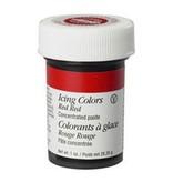 Wilton Colorant à glaçage rouge-rouge de Wilton