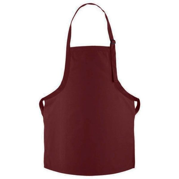 Johnson Rose Bib Apron Burgundy