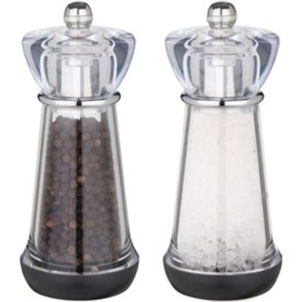 Trudeau Fresco Salt and Pepper Set