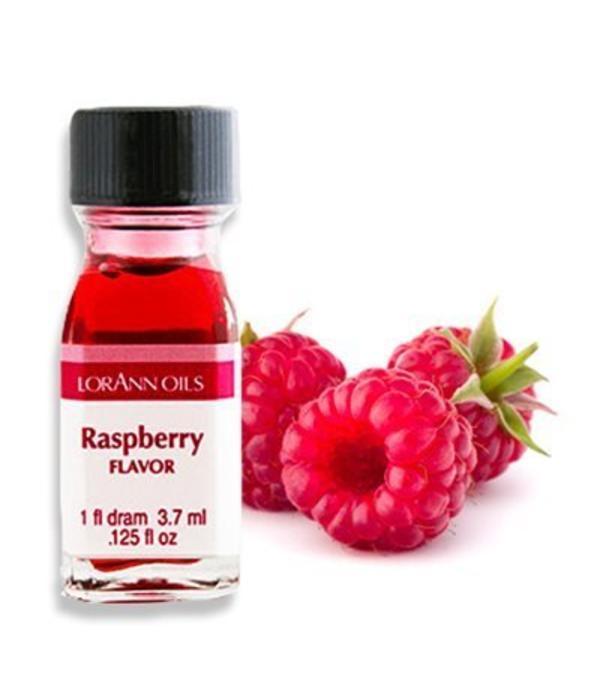 Lorann Oils Lorann Oil Raspberry Flavour 3,7 ml